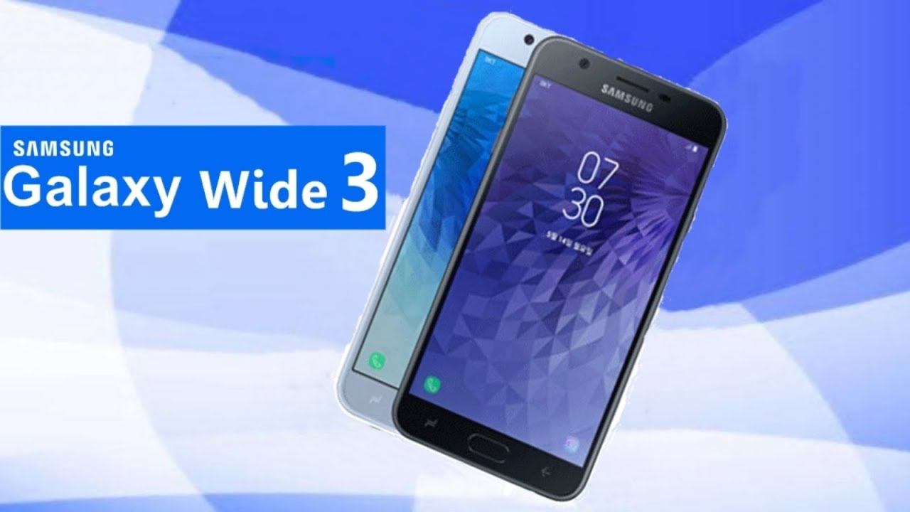 Смартфон Samsung Galaxy Wide 3 оценен в $275
