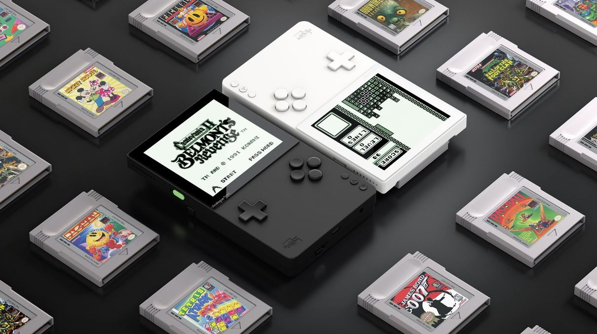 Analogue Pocket: современная версия Game Boy по цене Nintendo Switch