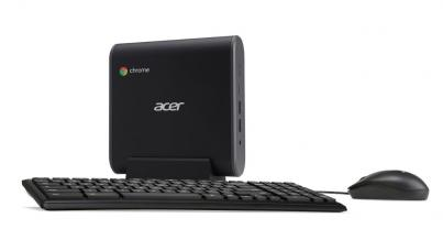 Неттоп Acer Chromebox CX13 построен на базе процессора Intel Coffee Lake