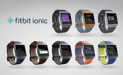 Fitbit Ionic - новый конкурент Apple Watch